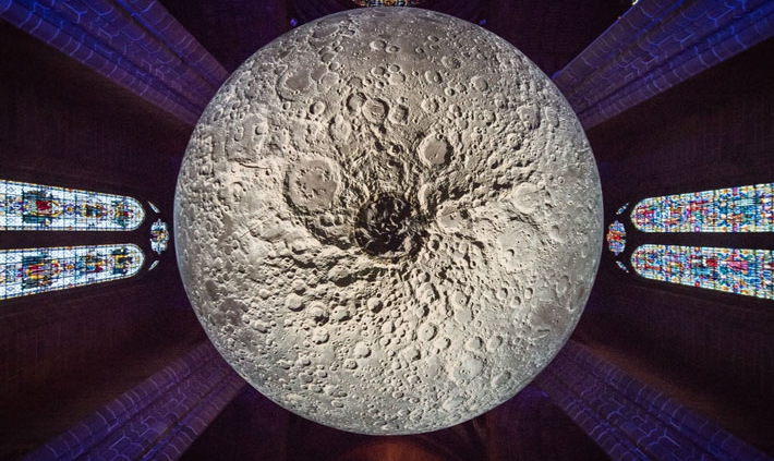 The Museum of the moon by Johnjonson-photography.com
